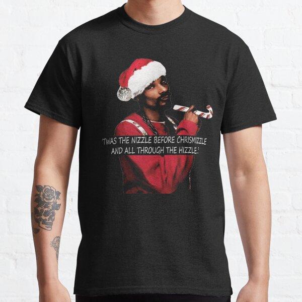 Snoop Dogg on Christmas Classic T-Shirt