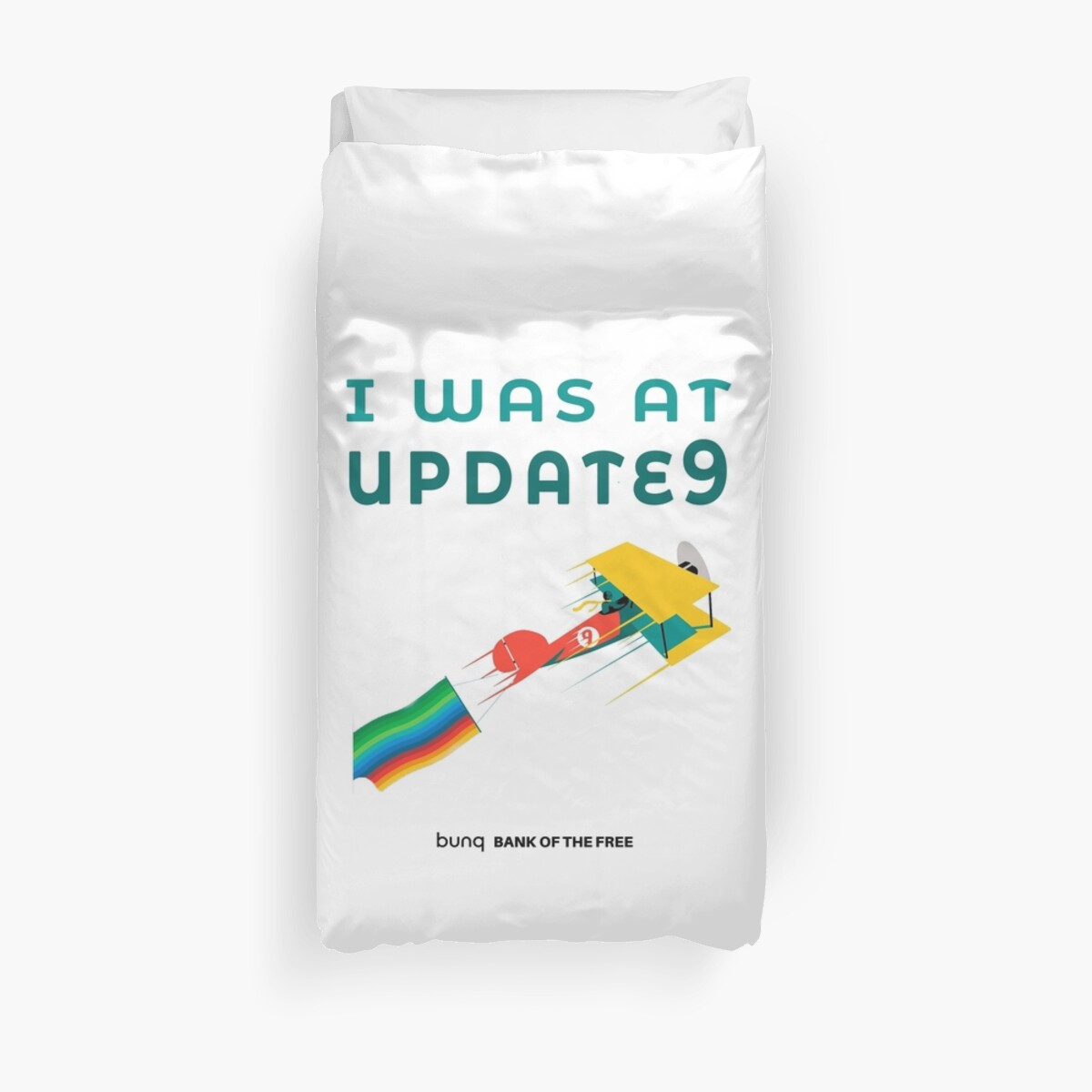 Update 9 by bunq LOVE