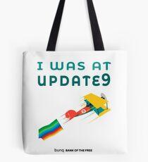Update 9 Tote Bag