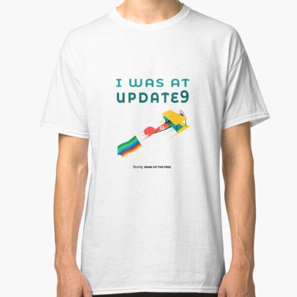 Update 9 Classic T-Shirt