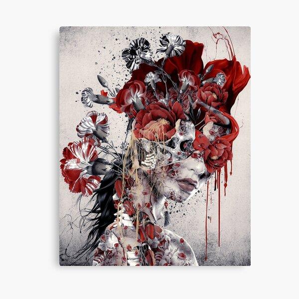 Queen of Flowers II Canvas Print