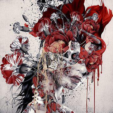 Queen of Flowers II by rizapeker