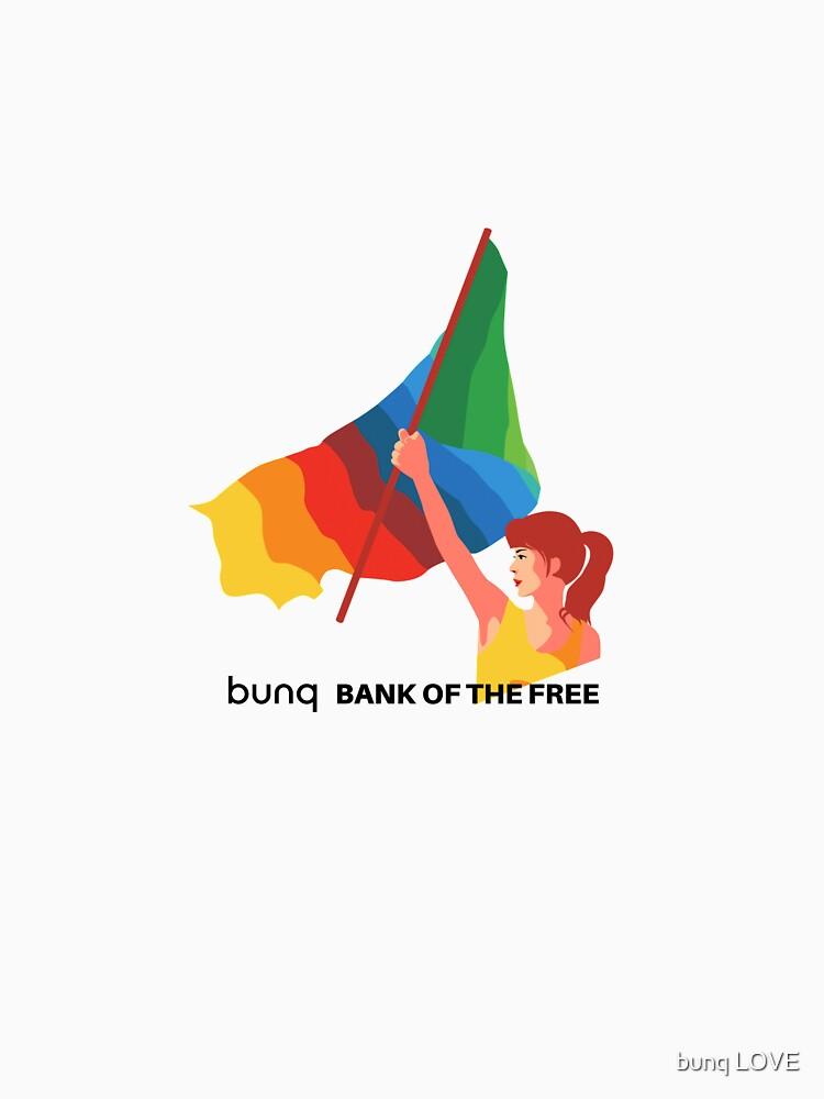 bunq flag by bunq