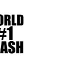 World #1 Trash by Retro Freak