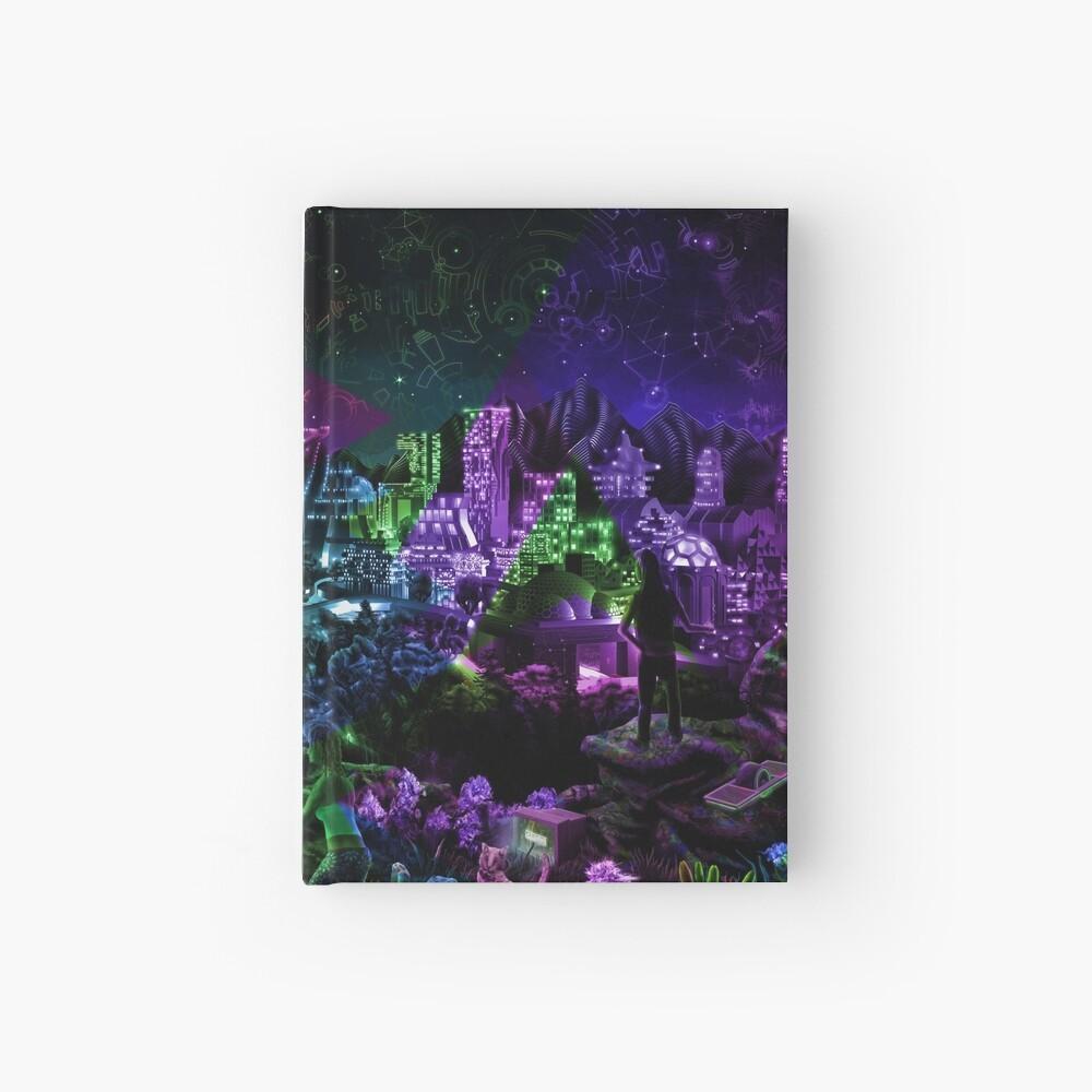 FutuRetro Dreams Hardcover Journal