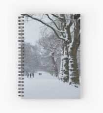 Greenwich Park 1 Spiral Notebook