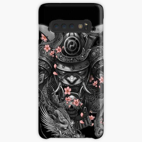 Samurai helmet Samsung Galaxy Snap Case