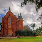 Northampton - Church of Our Lady in Ara Coeli  - Western Australia by Colin  Williams Photography