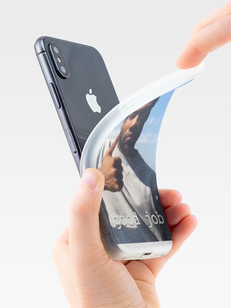 Alternative Ansicht von Kindisch Gambino Gute Arbeit iPhone-Hülle & Cover