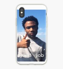 Kindisch Gambino Gute Arbeit iPhone-Hülle & Cover