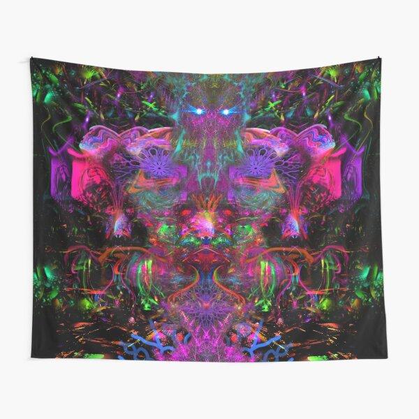7 Temporal Spirits Tapestry