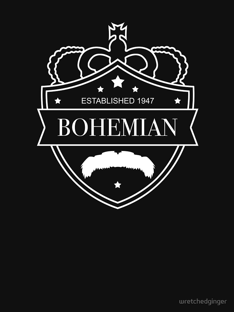 Bohemian like me by wretchedginger