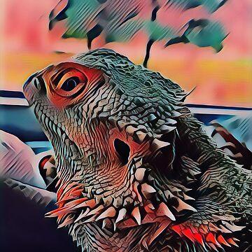Dragon  by cathpinc