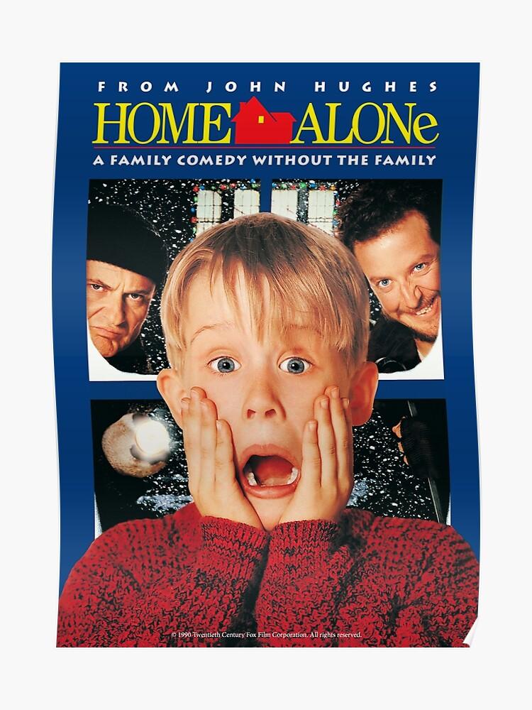 Resultado de imagem para home alone poster