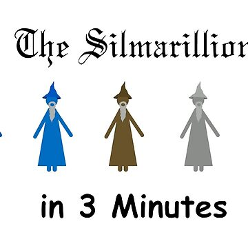 Wizards - The Silmarillion en 3 minutos de papistwhovian