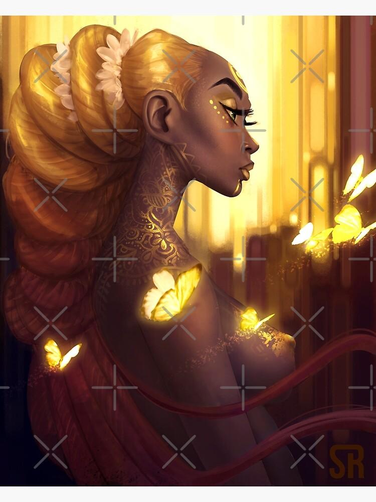 Golden Melanesian by Sebray