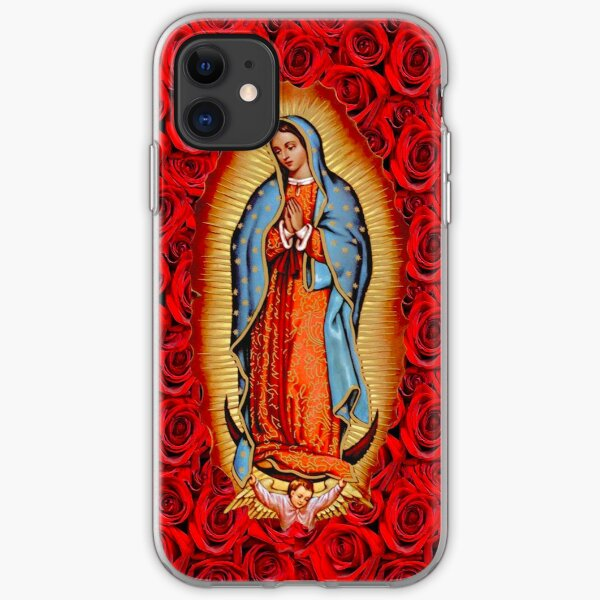 VIRGEN DE GUADALUPE iPhone Soft Case