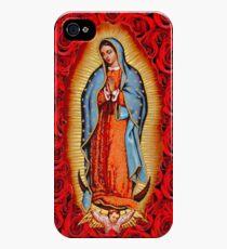 VIRGEN DE GUADALUPE iPhone 4s/4 Case