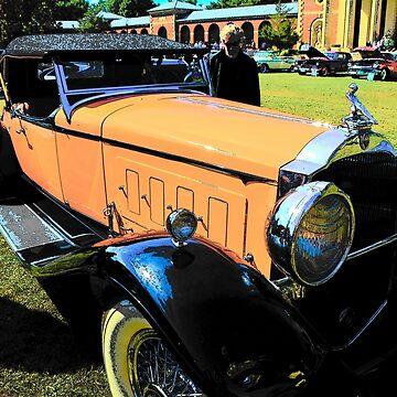 A 1930 Speedster by woodeye518