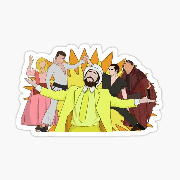 The Gang Design  Sticker