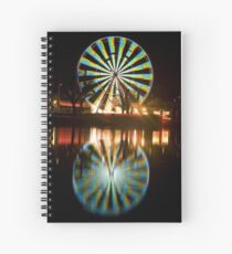 Wheel Of Colour Spiral Notebook
