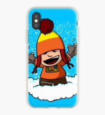 Snow Jayne iPhone Case