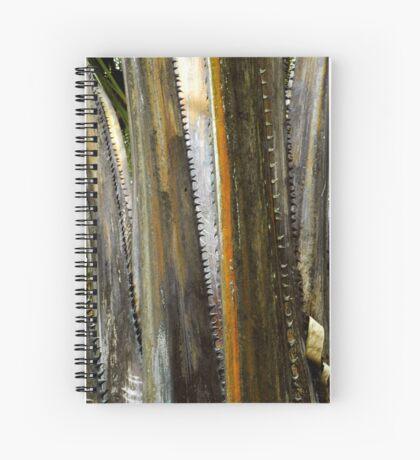 hack saw Spiral Notebook