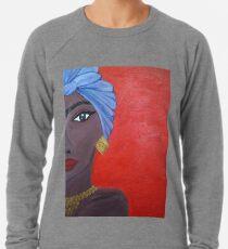 Afrikanerin Leichtes Sweatshirt