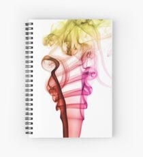 Guitar Head Spiral Notebook