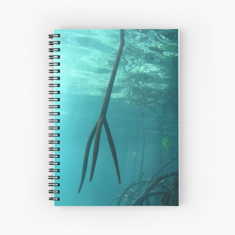 Trident Spiral Notebook