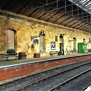 Platform 2, Pickering by Lesliebc