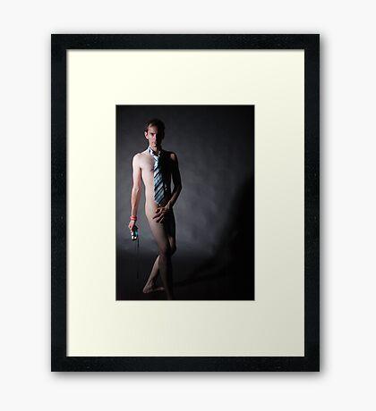 Band Framed Print