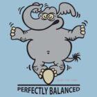 Balanced Elephant by Zoo-co