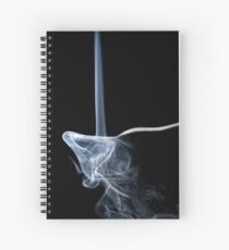 Spoonful of smoke Spiral Notebook