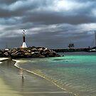 Lighthouse Storm by Citrusali
