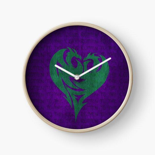 Mal Dragon Clock