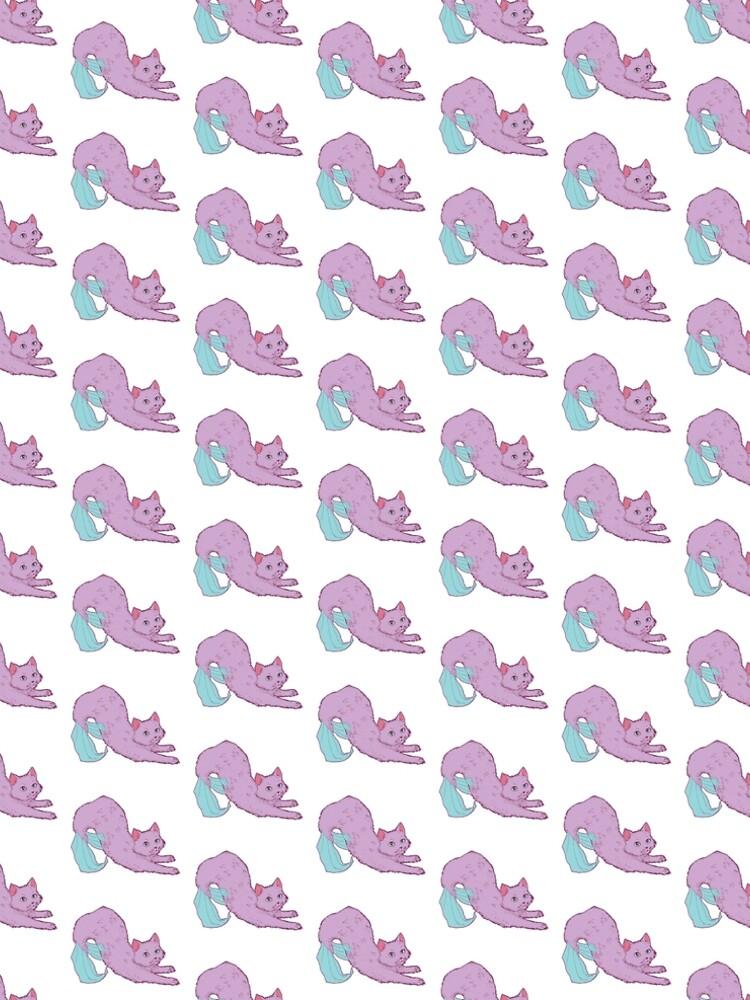 Mermaid Kitty by Mermaid-Margo