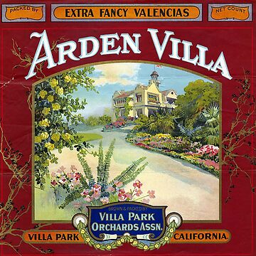 Villa Park, California by T-ShirtsGifts