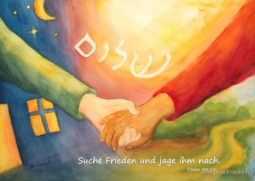 Jahreslosung 2019 von Jens-Uwe Friedrich