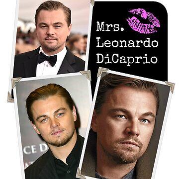 Leonardo DiCaprio by Sticker4You
