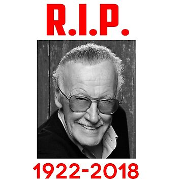 RIP Stan Lee by stertube