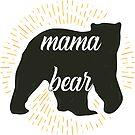 Mama Bear by Nataliatcha