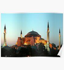 Turquie - Istanbul Poster