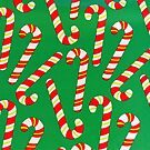 Candy Canes by FrankieCat