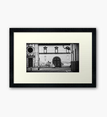 Parma - Italy Framed Print