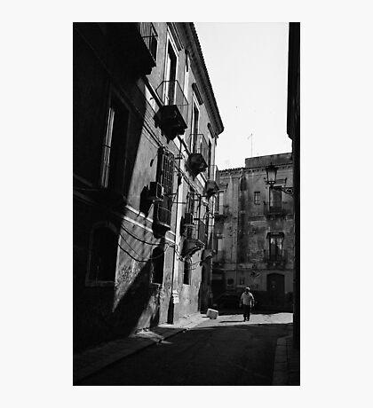 Catania Photographic Print