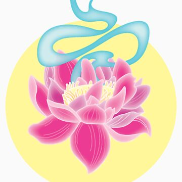 lotus mantra by gypsysouls