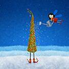 Christmas Tree by vladstudio