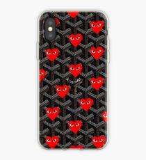 Goyard Love iPhone Case