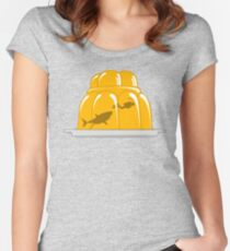 Jelly Fish Women's Fitted Scoop T-Shirt